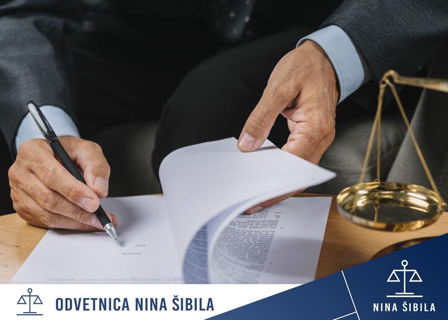 Odvetnik za ločitve